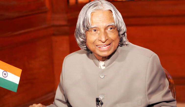 History of APJ Abdul Kalam in Hindi