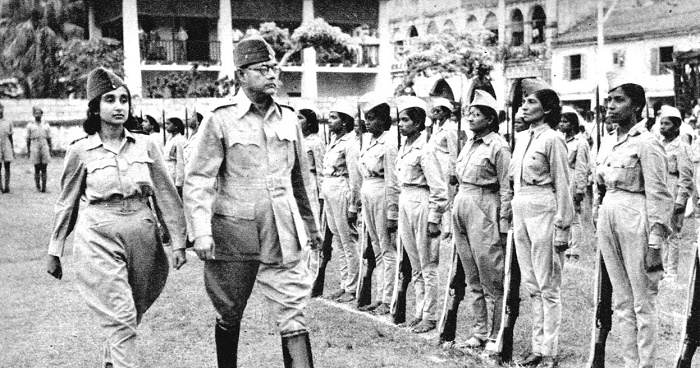 History of Subhash Chandra Bose in Hindi