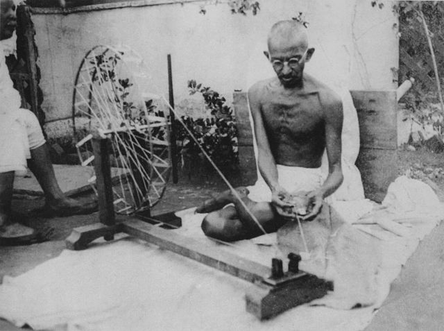 Mahatma Gandhi History in Hindi