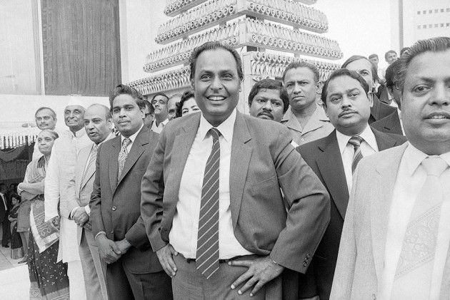 Dhirubhai Ambani Biography in Hindi