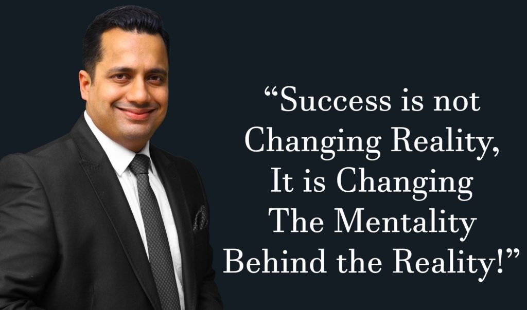 Vivek Bindra Quotes on Successful