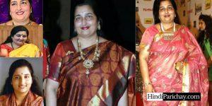 Anuradha Paudwal Biography in Hindi